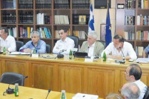 Σύσκεψη για την προστασία της λίμνης Βεγορίτιδας στο Αμύνταιο - Π.Ε. Φλώρινας