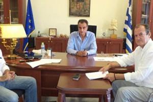 Με στόχο την προστιθέμενη αξία στα τοπικά προϊόντα η Περιφέρεια Δυτικής Μακεδονίας προχώρησε σε σύμβαση για τη δημιουργία αγροδιατροφικής σύμπραξης