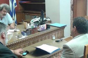 Συνάντηση της Περιφερειακής Αρχής Δυτικής Μακεδονίας με τον Αναπληρωτή Υπουργό Υγείας - Τι συμφωνήθηκε για την υγεία στη Δυτική Μακεδονία