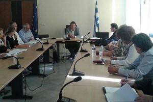 Κατανομή ποσών και σύσκεψη του Αντιπεριφερειάρχη Υγείας για την υλοποίηση του Επιχειρησιακού Προγράμματος Επισιτιστικής και Βασικής Υλικής Συνδρομής του Ταμείου Ευρωπαϊκής Βοήθειας προς τους Απόρους (ΤΕΒΑ/FEAD)