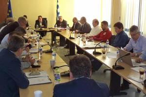 25 εκ. στη Δυτική Μακεδονία μετά την έγκριση κατανομής του Τοπικού Πόρου για το 2013-Το επόμενο διάστημα νέα συνεδρίαση της Επιτροπής για τα ποσά του 2014