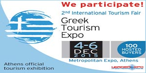 Greek Tourism Expo Dec 2015