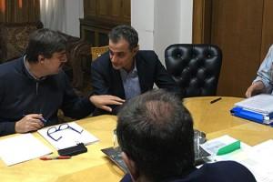 ε πρώτη προτεραιότητα τα θέματα υγείας για την Περιφέρεια Δυτικής Μακεδονίας - Συνάντηση στο υπουργείο Υγείας