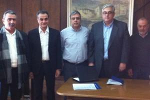 Πρωτοπορία της Περιφέρειας Δυτικής Μακεδονίας στην ηλεκτρονική διακυβέρνηση - Συνάντηση του Περιφερειάρχη στο Υπουργείο Εσωτερικών και Διοικητικής Ανασυγκρότησης