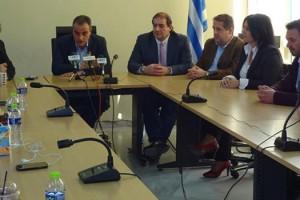 Τους νέους αντιπεριφερειάρχες Δυτικής Μακεδονίας παρουσίασε ο Θ. Καρυπίδης