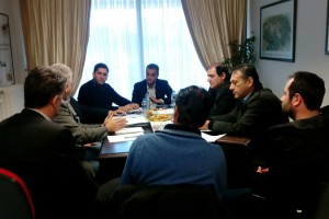 Στα Γρεβενά πραγματοποιήθηκε η συνεδρίαση της Εταιρείας Τουρισμού Δυτικής Μακεδονίας για θέματα προβολής του τουρισμού