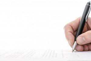 Υπογραφή συμβάσεων έργων
