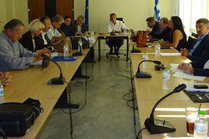 Με στόχο τον κοινό σχεδιασμό των δράσεων συνεδρίασε για πρώτη φορά η Ομάδα Συντονισμού για θέματα ανάπτυξης, απασχόλησης, κοινωνικής συνοχής και θεσμικής υποστήριξης της Περιφέρειας Δυτικής Μακεδονίας