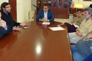 Συνάντηση στην Περιφέρεια για την περαιτέρω ανάπτυξη του Εθνικού Χιονοδρομικού Κέντρου Βασιλίτσας - Προϋπόθεση η διαφύλαξη του δημόσιου χαρακτήρα