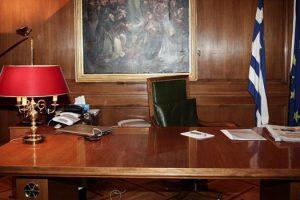 Εθνικό Σχέδιο Παραγωγικής Ανασυγκρότησης ο Περιφερειάρχης Δυτικής Μακεδονίας, μετά από πρόσκληση του Πρωθυπουργού