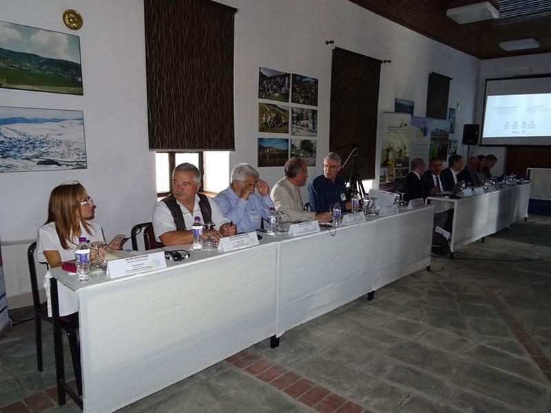 1η Συνάντηση Στρογγυλής Τραπέζης στη Βλάστη