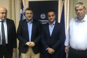 Ομόφωνη πρόταση των τεσσάρων Περιφερειαρχών της Βόρειας Ελλάδας προς την κυβέρνηση για το θέμα των διοδίων στην Εγνατία Οδό