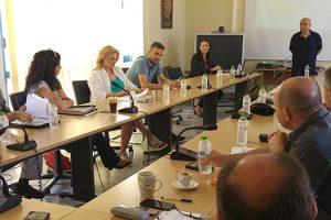 Ολοκληρώθηκε με επιτυχία η πρώτη συνάντηση του δικτύου εμπλεκομένων μερών του έργου INNOTRANS στην Κοζάνη