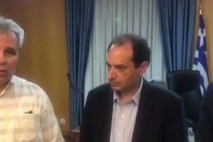 Ταύτιση απόψεων του υπουργού υποδομών και μεταφορών Χρ. Σπίρτζη με τους Περιφερειάρχες Β. Ελλάδας στο θέμα των διοδίων - Δρομολογούνται μεγάλα έργα στη Δυτική Μακεδονία