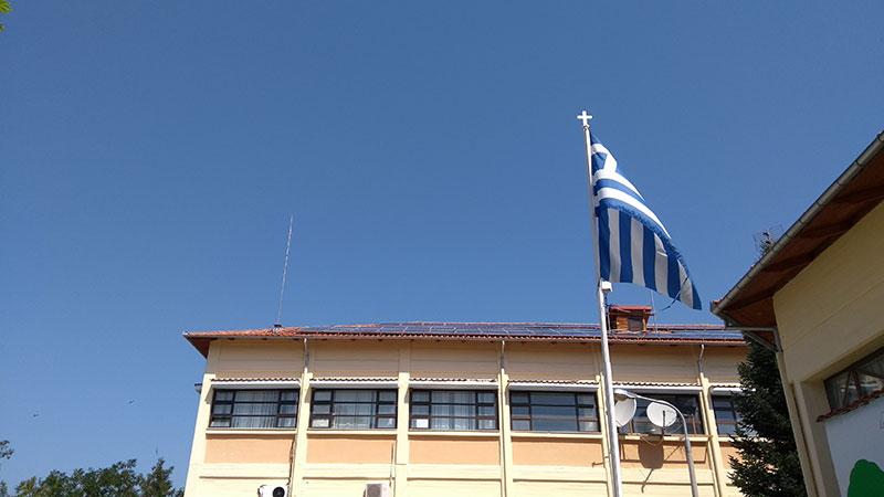 Επίσκεψη στο κτίριο του ΕΠΑΛ Γρεβενών (Υποέργο 2&3)