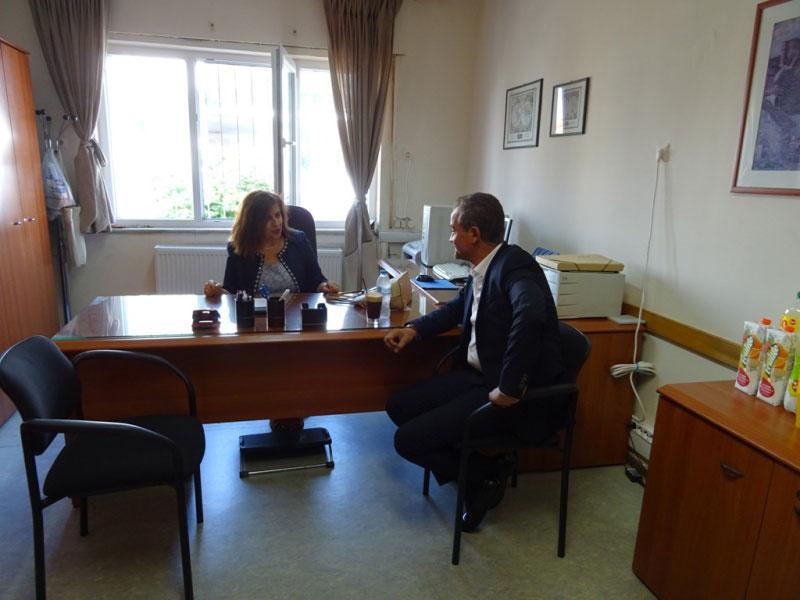 Ο Περιφερειάρχης Δυτικής Μακεδονίας στα σχολεία για την έναρξη της νέας χρονιάς