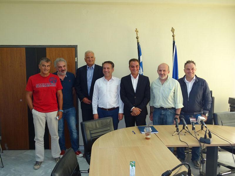 Τους θεματικούς Αντιπεριφερειάρχες ανακοίνωσε την Τετάρτη 6 Σεπτεμβρίου 2017, ο Περιφερειάρχης Δυτικής Μακεδονίας Θεόδωρος Καρυπίδης