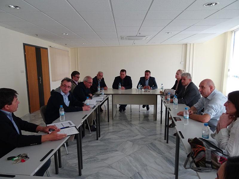 Δεξαμενή πολύτιμης σκέψης το Περιφερειακό Συμβούλιο Έρευνας και Καινοτομίας που συγκροτήθηκε σε σώμα