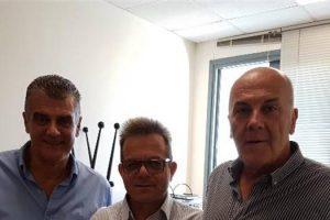 Επίσκεψη του Αντιπεριφερειάρχη Αντώνη Δασκαλόπουλου στον Γ.Γ. Αθλητισμού, για το Κέντρο Μηχανοκίνητου Αθλητισμού στα Γρεβενά