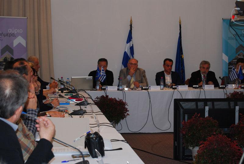 Άλλα 12.5 εκ. θα δοθούν για το φυσικό αέριο στη Δυτική Μακεδονία από κεντρικούς πόρους ανακοίνωσε ο Περιφερειάρχης Δυτικής Μακεδονίας κατά τη συνεδρίαση της 3ης Επιτροπής Παρακολούθησης του Επιχειρησιακού Προγράμματος