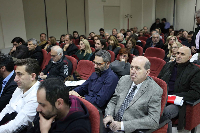 Εκδήλωση με θέμα η Πολιτική της Συνοχής στην Περιφέρεια Δυτικής Μακεδονίας - Έργα που γεφυρώνουν το χθες με το αύριο
