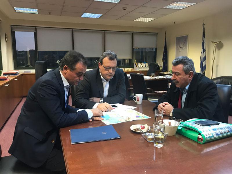 Θ. Καρυπίδης: Τον εμπαιγμό του '12 και το έγκλημα του '13 στη διαχείριση των λιμνών, εμείς το μετουσιώσαμε σε πολιτικές που απέδωσαν - Θετικός ο Αναπληρωτής Υπουργός Περιβάλλοντος Σ. Φάμελλος για Αυτόνομο Φορέα Διαχείρισης Λιμνών Δυτικής Μακεδονίας