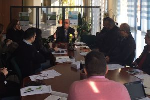 Συνάντηση Εμπλεκόμενων Φορέων (Stakeholder Meeting) Έργου ECOWASTE4FOOD