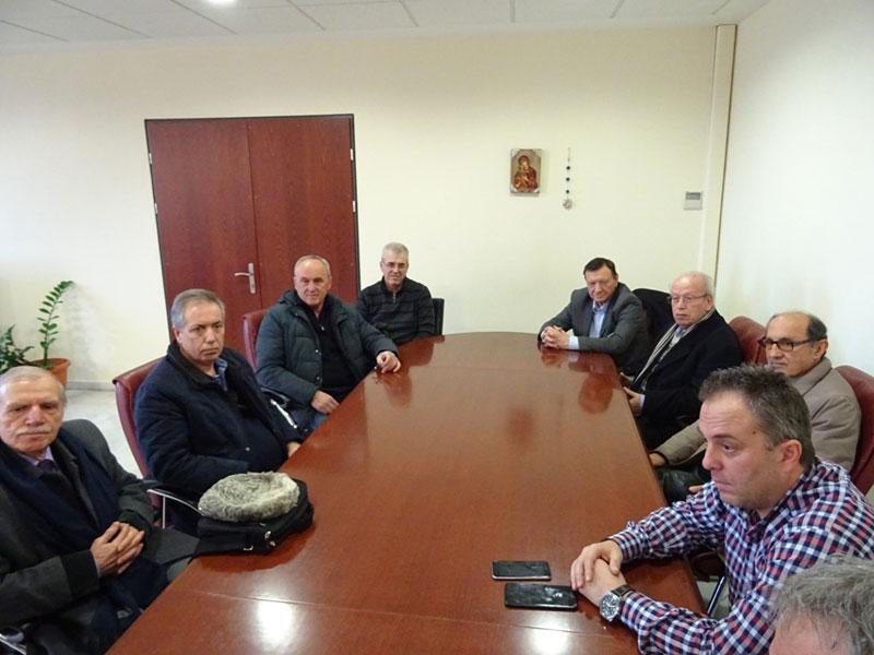Το συντονιστικό των συνταξιούχων επισκέφθηκε τον Περιφερειάρχη – Στο επίκεντρο της συνάντησης το Κέντρο Ημερήσιας Φροντίδας ατόμων με τη νόσο Αλτσχάϊμερ 2