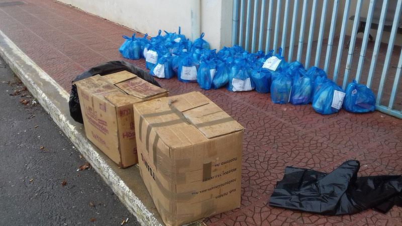 Συγκέντρωση υλικών αγαθών που χρειάζονται οι κρατούμενοι του Σωφρονιστικού Καταστήματος Γρεβενών, που αντιμετωπίζουν οικονομικά προβλήματα