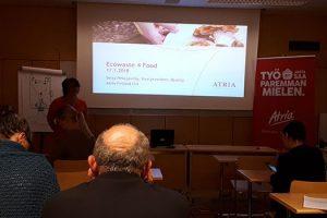 Συμμετοχή σε cross-visit επίσκεψη του έργου ECOWASTE4FOOD στη Νότια Οστροβοθνια, Φινλανδία