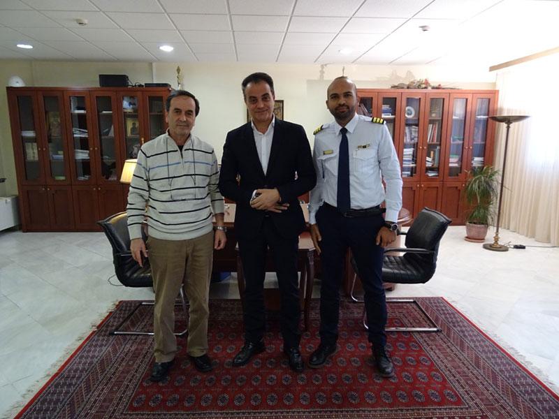 Περιφερειάρχης Θ. Καρυπίδης: «Παρακολουθώντας τις εξελίξεις, αξιοποιούμε τα αεροδρόμια της Δυτικής Μακεδονίας». Σχολή Πιλότων στο Αεροδρόμιο της Καστοριάς 3