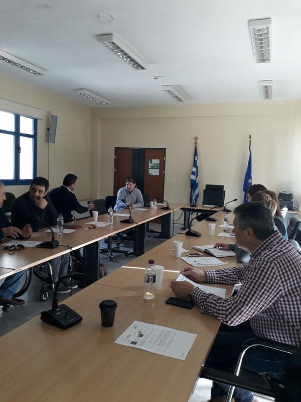 Ολοκληρώθηκε με επιτυχία η τέταρτη συνάντηση του δικτύου εμπλεκομένων μερών του έργου REGIO-MOB στην Κοζάνη 1