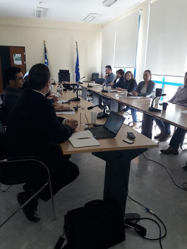 Ολοκληρώθηκε με επιτυχία η τέταρτη συνάντηση του δικτύου εμπλεκομένων μερών του έργου REGIO-MOB στην Κοζάνη 2