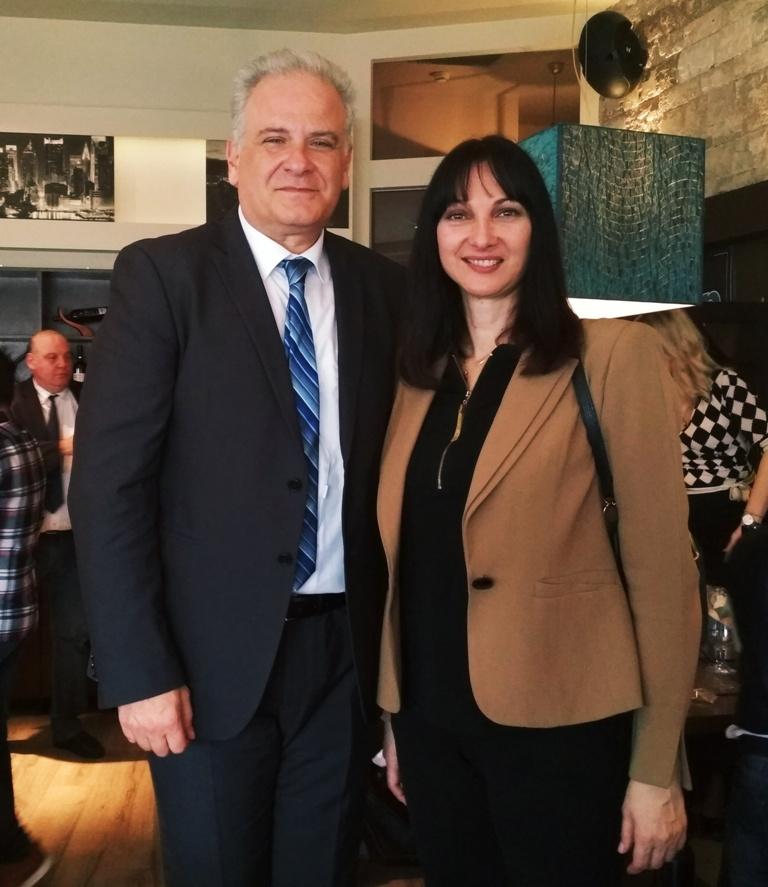 Με την Υπουργό Τουρισμού Έλενα Κουντουρά και τον Γ.Γ. του ΕΟΤ Κώστα Τσέγα συναντήθηκε ο Αντιπεριφερειάρχης Παναγιώτης Κώττας 1