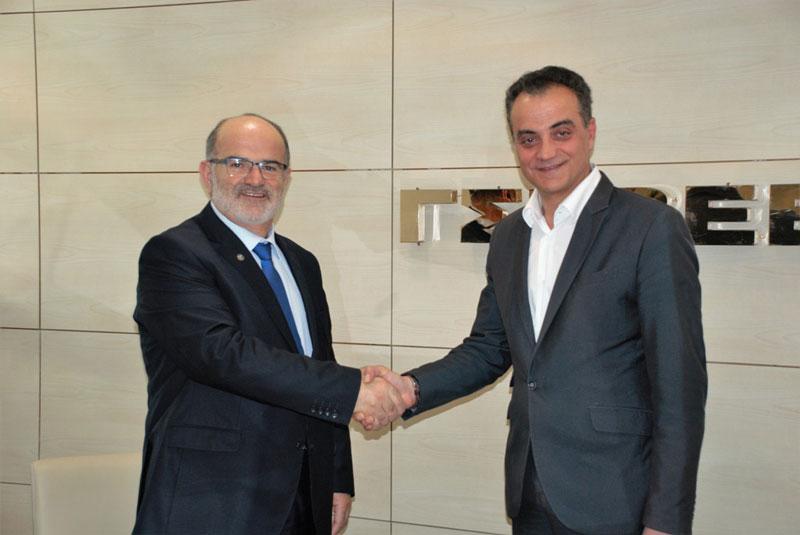Πρωτόκολλο συνεργασίας του Περιφερειακού Ταμείου Ανάπτυξης Δυτικής Μακεδονίας και του ΙΜΕ ΓΣΕΒΕΕ 1