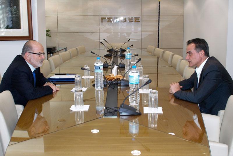 Πρωτόκολλο συνεργασίας του Περιφερειακού Ταμείου Ανάπτυξης Δυτικής Μακεδονίας και του ΙΜΕ ΓΣΕΒΕΕ 2