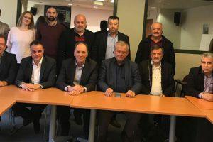 Περιφερειάρχης Θ. Καρυπίδης: «Θετική ανταπόκριση του Υπουργού ΠΕΝ Γ. Σταθάκη στα ζητήματα που θέσαμε – Σημαντική για την περιοχή η διασφάλιση της εύρυθμης λειτουργίας της τηλεθέρμανσης Πτολεμαΐδας και Αμυνταίου»