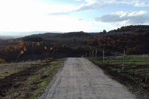 Αγροτική οδοποιία