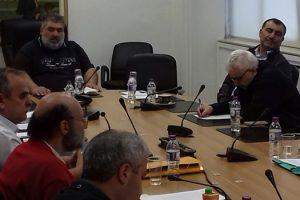 Συνεδρίαση της Ομάδας Συντονισμού για την επιτάχυνση της μετεγκατάστασης Ποντοκώμης