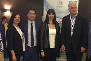 Στο 2ο Ελληνορωσικό Φόρουμ με θέμα: «Διαπεριφερειακή Τουριστική Συνεργασία Ελλάδας-Ρωσίας», συμμετείχε η Περιφέρεια Δυτικής Μακεδονίας