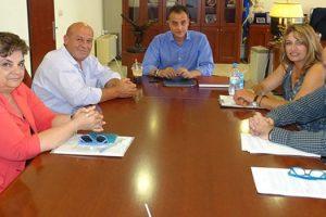 Τα μέλη του Αγροτικού Κτηνοτροφικού Συνεταιρισμού Καστοριάς επισκέφθηκαν τον Περιφερειάρχη
