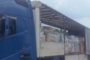 Στην Περιφέρεια Αττικής έφτασε σήμερα το πρωί η αποστολή της ανθρωπιστικής βοήθειας που συγκεντρώθηκε από τους Δήμους και τους φορείς της Περιφέρειας Δυτικής Μακεδονίας