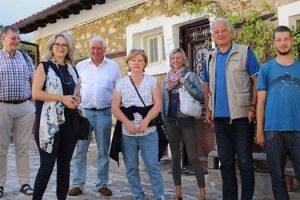 Φιλοξενία Γερμανών επαγγελματιών του τουρισμού για την προώθηση του τουριστικού προϊόντος της Περιφέρειας Δυτικής Μακεδονίας στην αγορά της Γερμανίας (Fam Trip), 20 – 24/09/2018 (27-9-2018)
