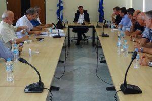 Την Παρασκευή 7 Σεπτεμβρίου 2018 διοργανώθηκε ευρεία σύσκεψη στα Γραφεία της Περιφέρειας Δυτικής Μακεδονίας. Θέματα της σύσκεψης απετέλεσαν οι μετεγκαταστάσεις των οικισμών Ποντοκώμης, Μαυροπηγής, Ακρινής και Αναργύρων καθώς και άλλα θέματα – αναγκαίες ρυθμίσεις αρμοδιότητας ΥΠΕΝ