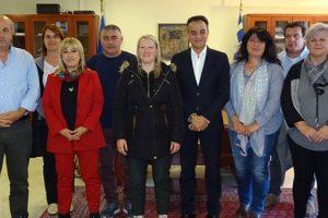 Συνάντηση Συλλόγων και φορέων της Νεάπολης Βοΐου με τον Περιφερειάρχη Θ. Καρυπίδη