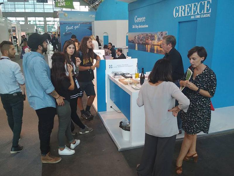 Συμμετοχή της Περιφέρειας Δυτικής Μακεδονίας στη Διεθνή Έκθεση Τουρισμού TTG INCONTRI στο Ρίμινι της Ιταλίας 2