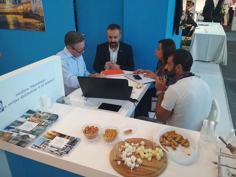 Συμμετοχή της Περιφέρειας Δυτικής Μακεδονίας στη Διεθνή Έκθεση Τουρισμού TTG INCONTRI στο Ρίμινι της Ιταλίας 3
