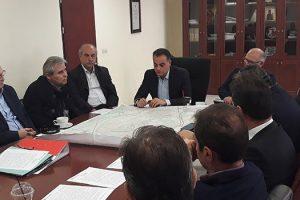 Υλοποιούνται σημαντικά έργα στο οδικό δίκτυο της Δυτικής Μακεδονίας - Σύσκεψη στην Περιφέρεια με την Εγνατία Οδό Α.Ε.