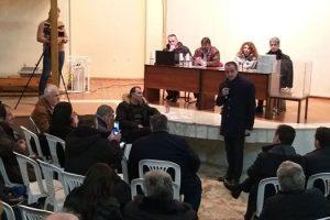 Θ. Καρυπίδης: «Κάνουμε πράξη την εμπιστοσύνη σας». Παρουσία του Περιφερειάρχη η κλήρωση των οικοπέδων στους δικαιούχους του νέου οικισμού Ποντοκώμης
