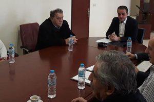 Περιφερειάρχης Δυτικής Μακεδονίας Θ. Καρυπίδης: Η βιωσιμότητα των ΔΕΥΑ απαιτεί ειδική τροπολογία ώστε κανένας πολίτης να μη στερηθεί το νερό - Σύσκεψη με Δημάρχους και Προέδρους ΔΕΥΑ